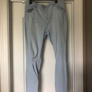 Old Navy Ripped Jeans